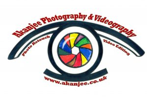 Akanjee photography logo